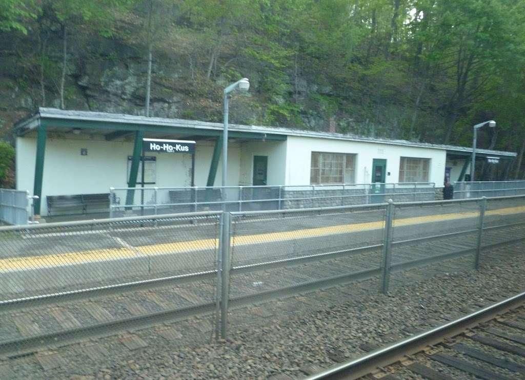 Ho-Ho-Kus Station - train station  | Photo 8 of 10 | Address: Brookside Ave & 1st St, Ho-Ho-Kus, NJ 07423, USA