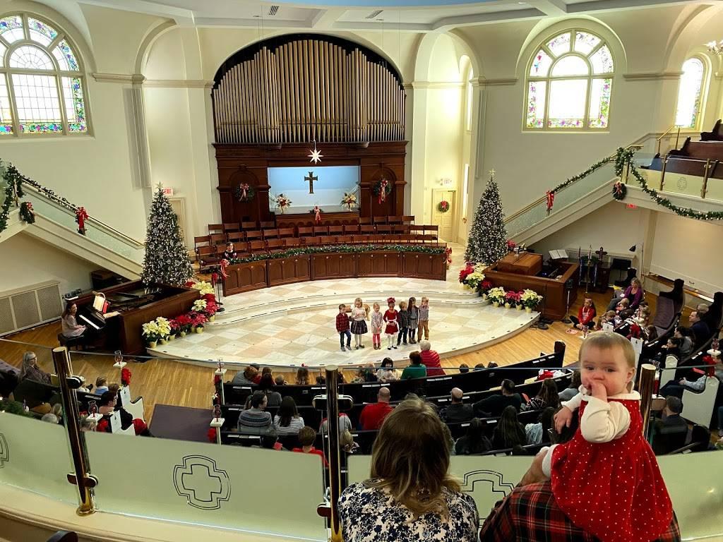 Wake Forest Baptist Church - church  | Photo 1 of 7 | Address: 107 South Ave, Wake Forest, NC 27587, USA | Phone: (919) 556-5141