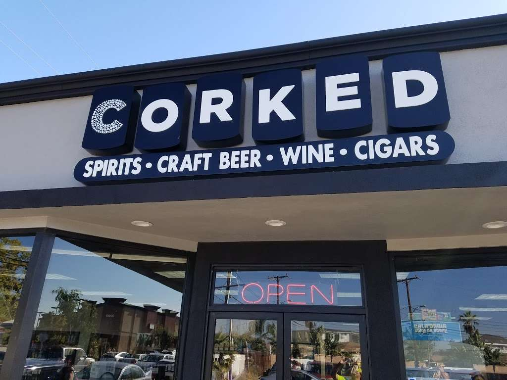 Corked - store  | Photo 5 of 10 | Address: 4360 Stearns St, Long Beach, CA 90815, USA | Phone: (562) 597-3984