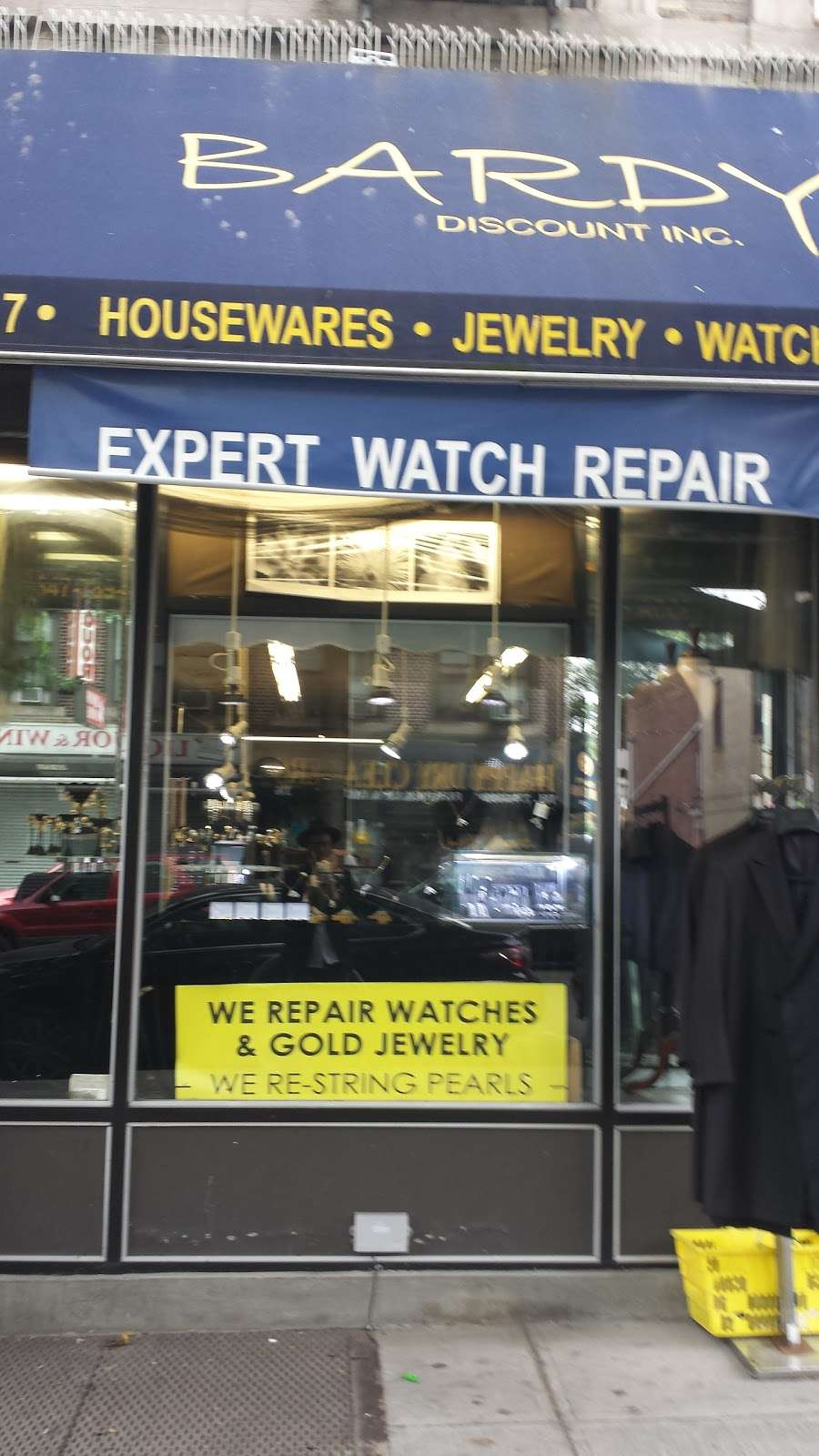 Bardys Discount Inc - jewelry store  | Photo 2 of 2 | Address: 323 Kingston Ave, Brooklyn, NY 11213, USA | Phone: (347) 789-8417