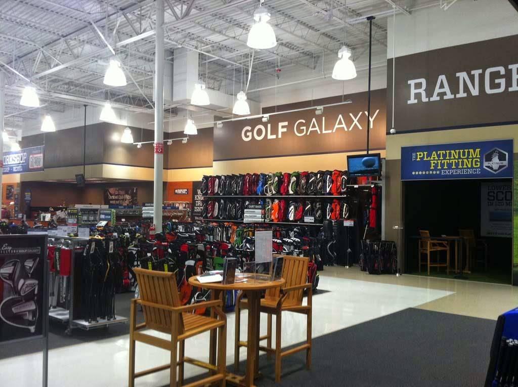Golf Galaxy - shoe store  | Photo 2 of 9 | Address: 2100 W Northwest Hwy, Grapevine, TX 76051, USA | Phone: (817) 310-3596