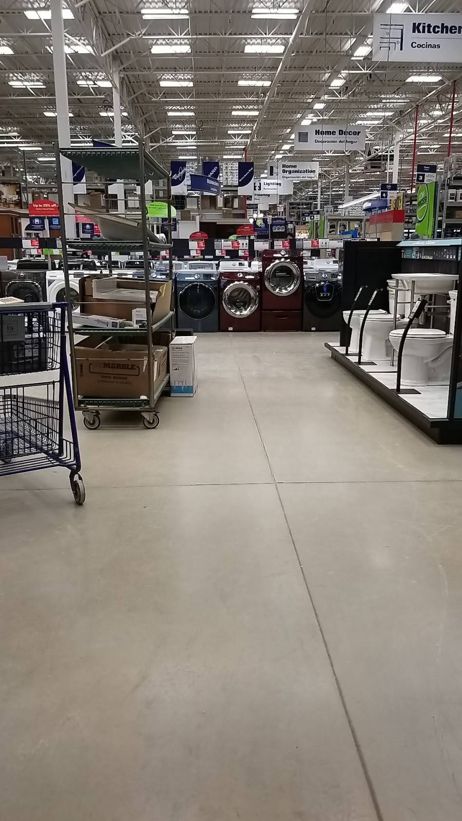 Lowes Home Improvement - hardware store    Photo 4 of 8   Address: 21000 West Rd, Woodhaven, MI 48183, USA   Phone: (734) 365-0034