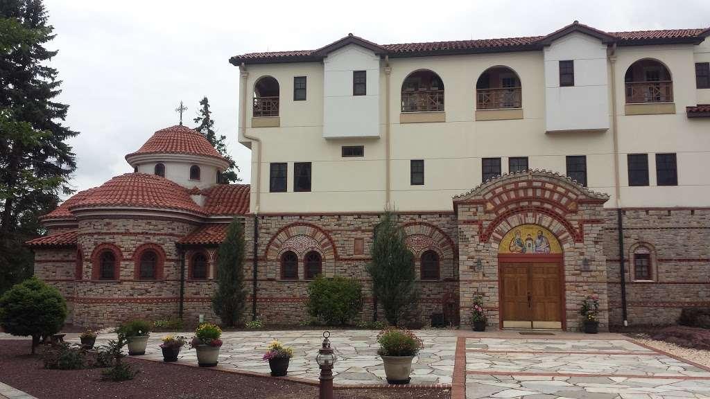 Holy Protection Monastery - church    Photo 1 of 10   Address: 1 Saint Josephs Way, White Haven, PA 18661, USA   Phone: (570) 443-2220