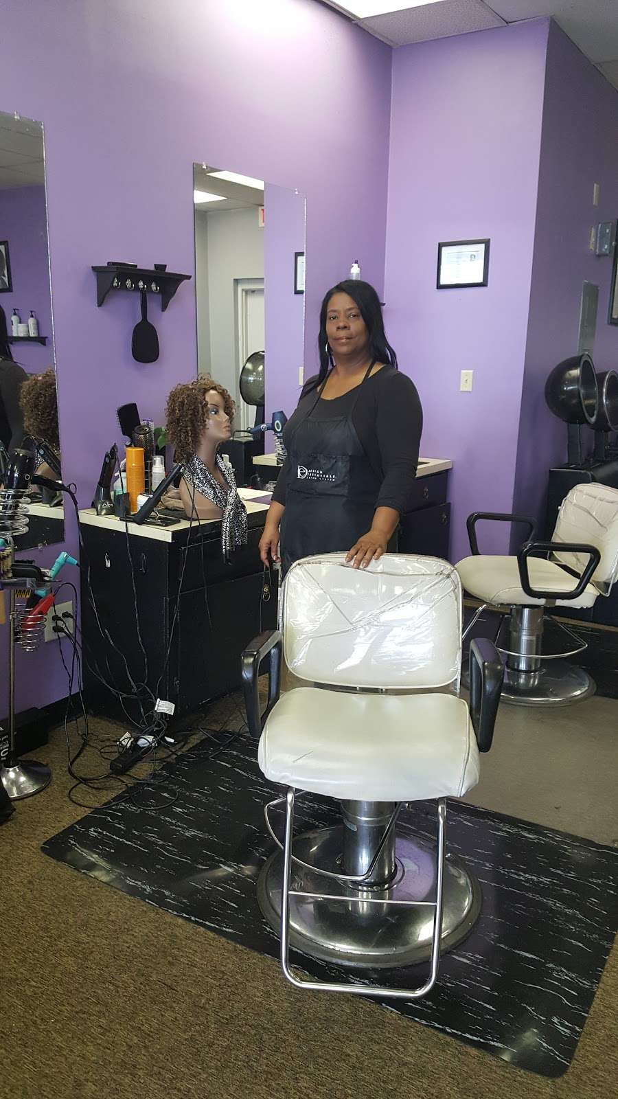Mischelle Barnes Hair Salon 232 S Cherry Rd 114 Rock Hill Sc 29732 Usa
