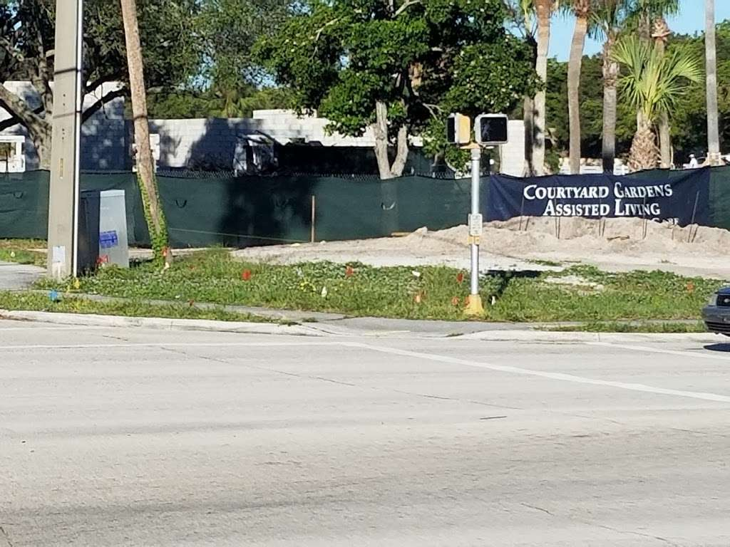 COURTYARD GARDENS ASSISTED LIVING., Boynton Beach, FL 20, USA
