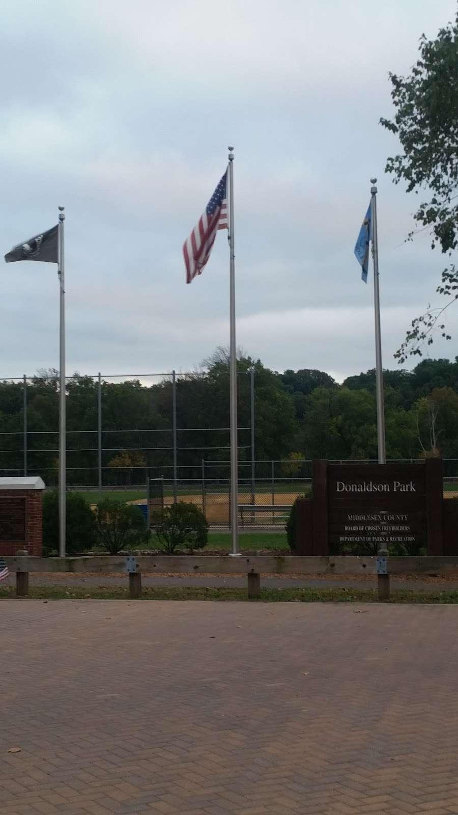 Donaldson Park - gym  | Photo 5 of 8 | Address: S 2nd Ave, Highland Park, NJ 08904, USA