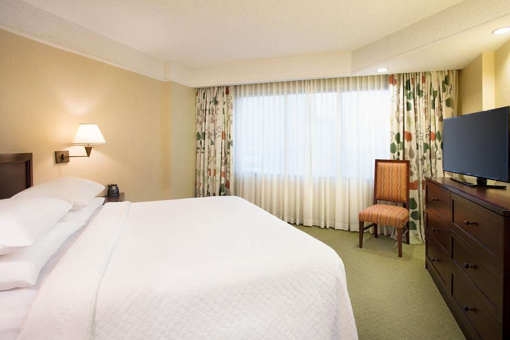 Embassy Suites by Hilton Secaucus Meadowlands - lodging  | Photo 2 of 10 | Address: 455 Plaza Dr, Secaucus, NJ 07094, USA | Phone: (201) 864-7300