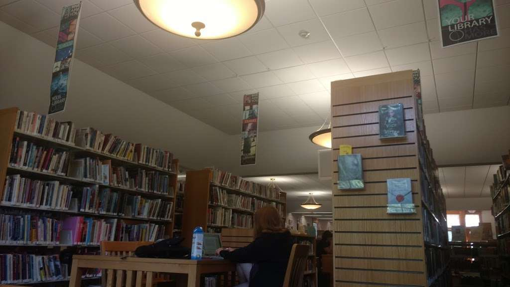 Nesmith Library - library  | Photo 9 of 10 | Address: 8 Fellows Rd, Windham, NH 03087, USA | Phone: (603) 432-7154