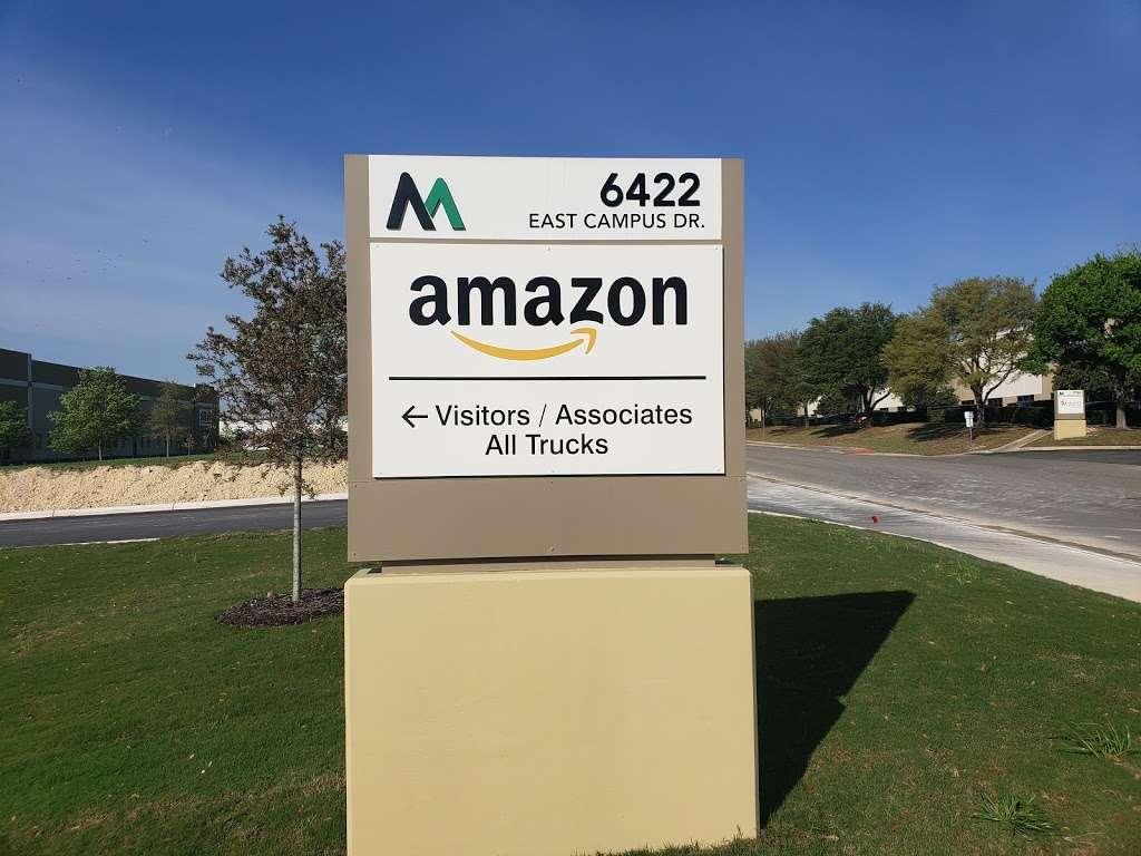 Amazon DSX1 - storage    Photo 6 of 9   Address: 6422 E Campus Dr Bldg 2, San Antonio, TX 78247, USA