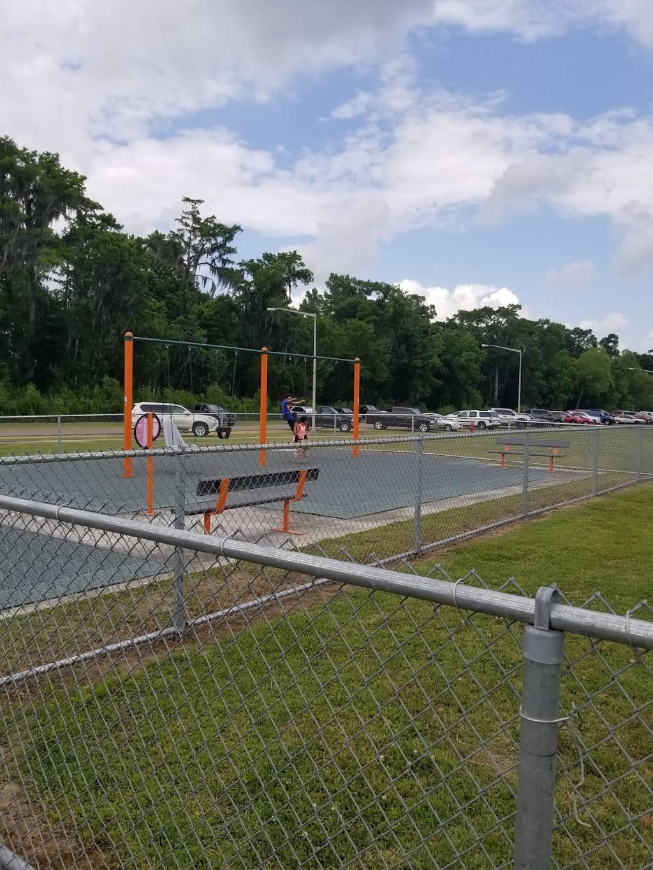 Estelle Playground - gym    Photo 3 of 8   Address: 5801 Leo Kerner Pkwy, Marrero, LA 70072, USA   Phone: (504) 349-5964