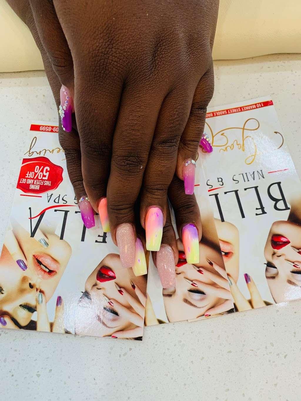 Bella Nails & Spa - shopping mall  | Photo 2 of 10 | Address: 110 Market St, Saddle Brook, NJ 07663, USA | Phone: (201) 909-8599