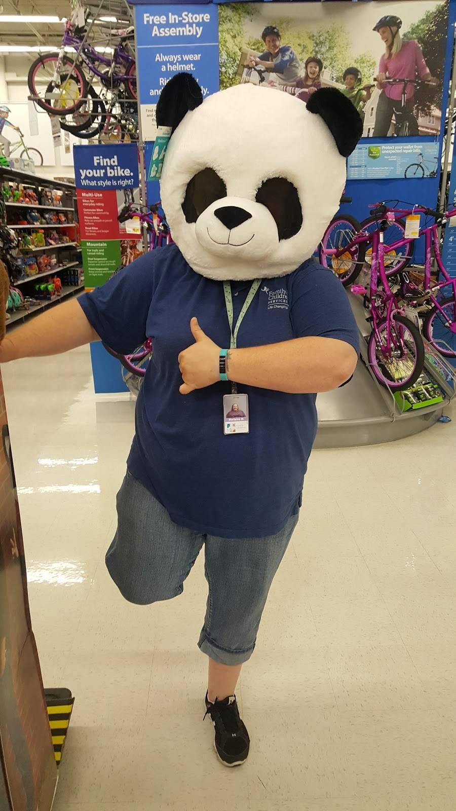 Walmart Supercenter - department store  | Photo 8 of 9 | Address: 207 S Memorial Dr, Tulsa, OK 74112, USA | Phone: (918) 834-8700