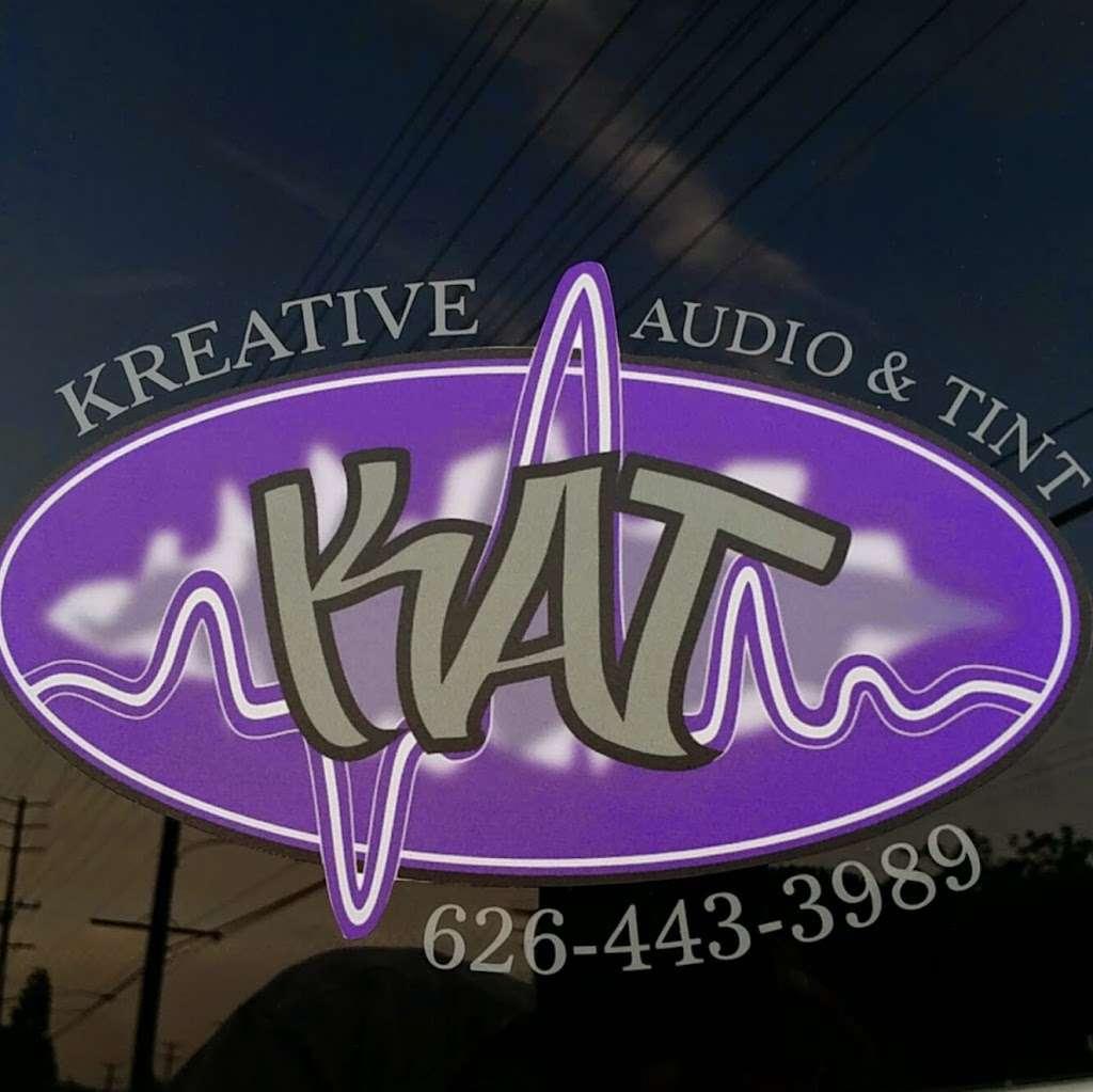 Kreative Audio & Tint - car repair  | Photo 3 of 4 | Address: 4715 Peck Rd, El Monte, CA 91732, USA | Phone: (626) 443-3989