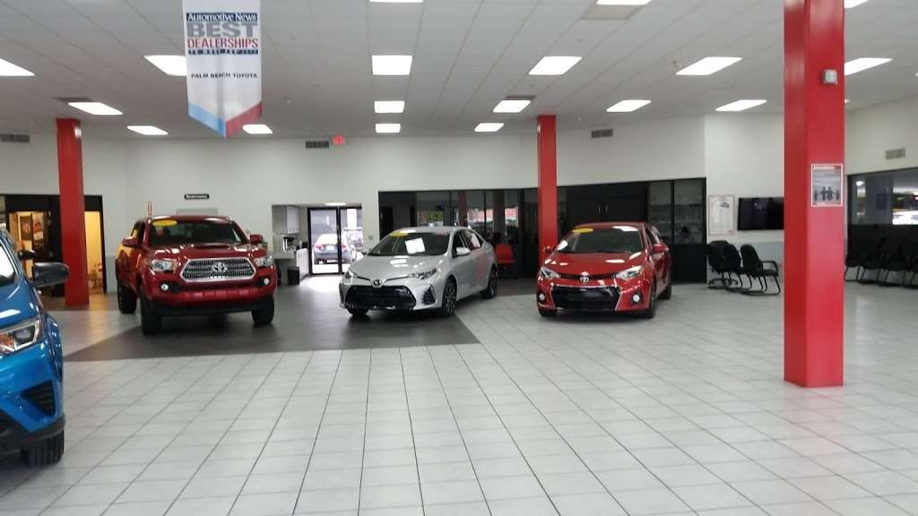 Palm Beach Toyota - car dealer  | Photo 5 of 10 | Address: 200 S Congress Ave, West Palm Beach, FL 33406, USA | Phone: (561) 701-9306