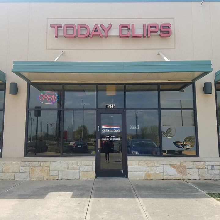 Today Clips - hair care  | Photo 2 of 9 | Address: 8546 S Hulen St, Fort Worth, TX 76123, USA | Phone: (817) 294-4292