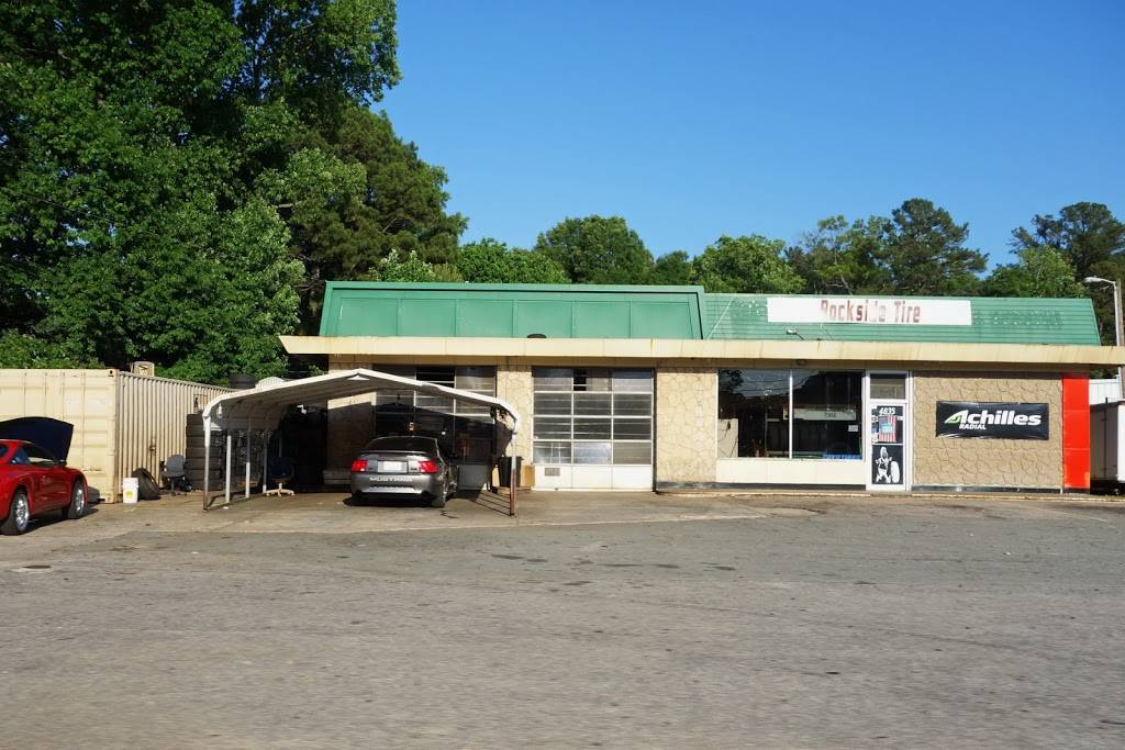 Rockside Tire Sales & Services - car repair  | Photo 5 of 10 | Address: 4835 Fayetteville Rd, Raleigh, NC 27603, USA | Phone: (919) 772-5101
