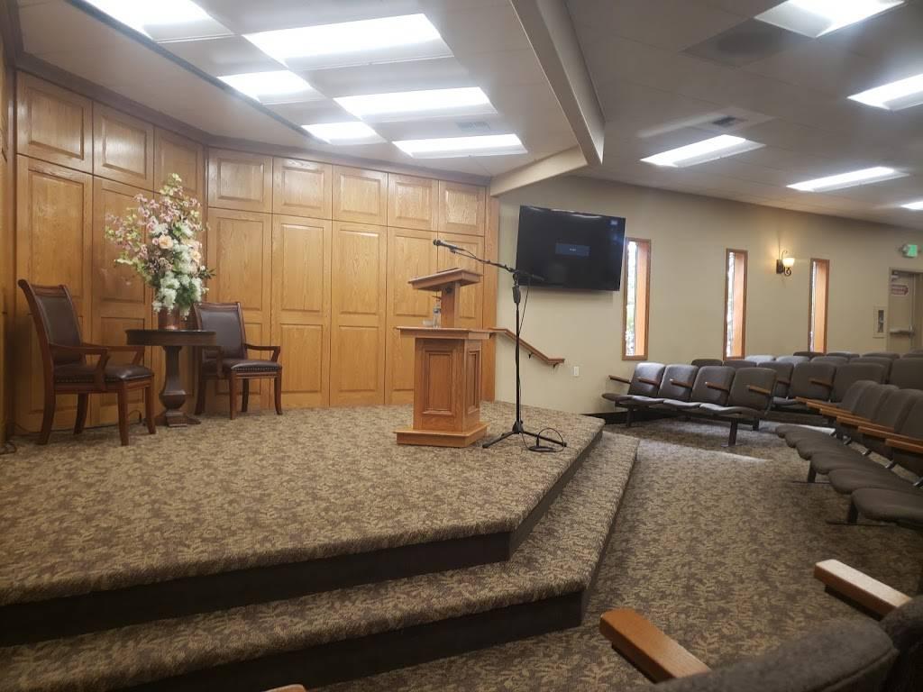 Kingdom Hall of Jehovahs Witnesses - church  | Photo 1 of 5 | Address: 17615 SW Johnson St, Beaverton, OR 97006, USA | Phone: (503) 649-4314