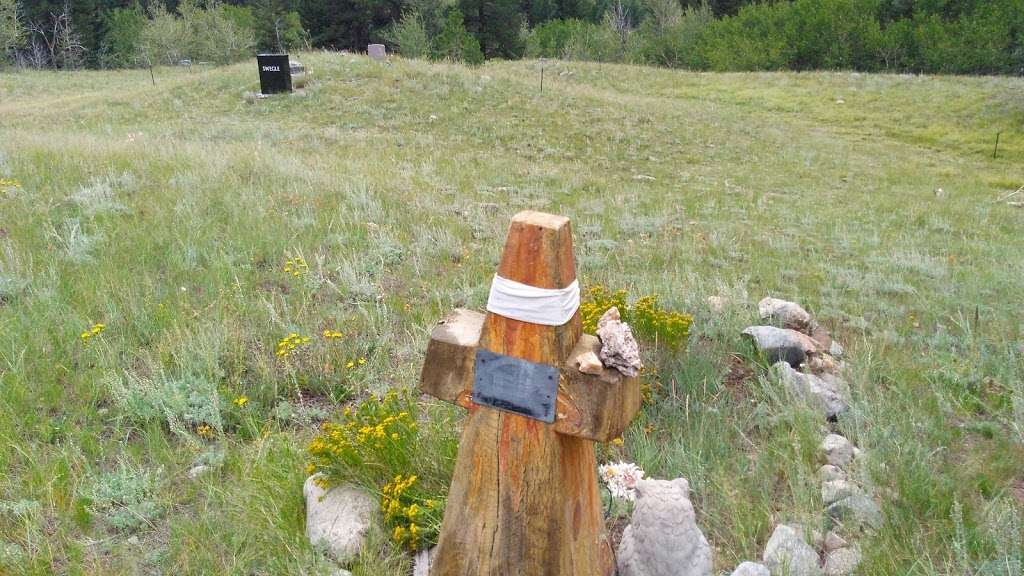 Minton Park - park  | Photo 9 of 9 | Address: Minton Park and Ballfield, Cemetery Rd, Empire, CO 80438, USA