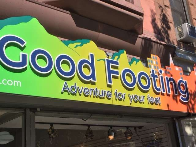Good Footing - shoe store  | Photo 3 of 8 | Address: 316 7th Ave, Brooklyn, NY 11215, USA | Phone: (718) 768-9500