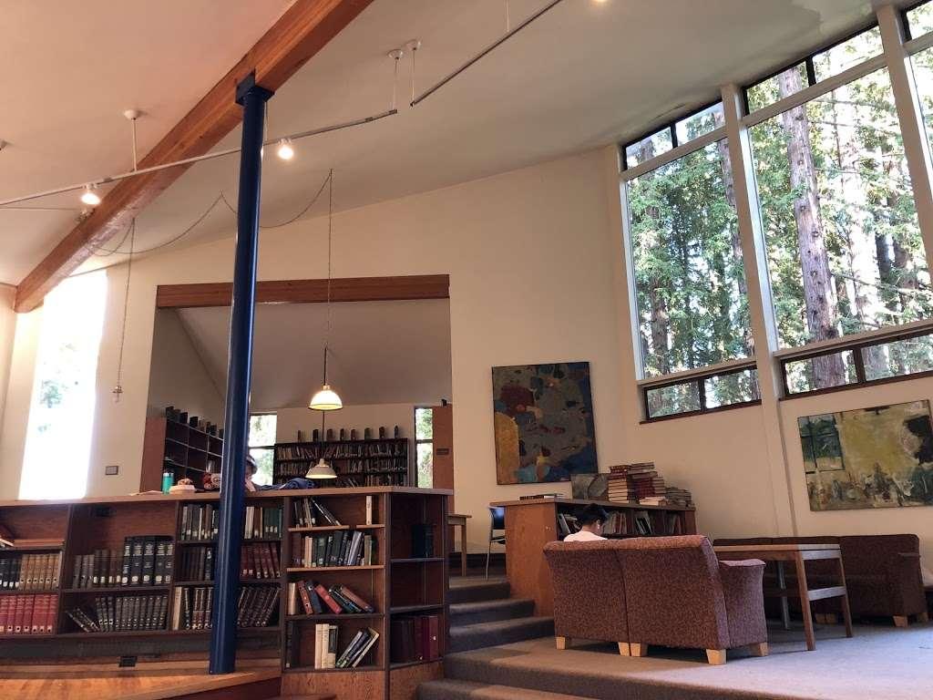 Adlai E. Stevenson Library - library    Photo 1 of 5   Address: Santa Cruz, CA 95064, USA   Phone: (831) 459-1026