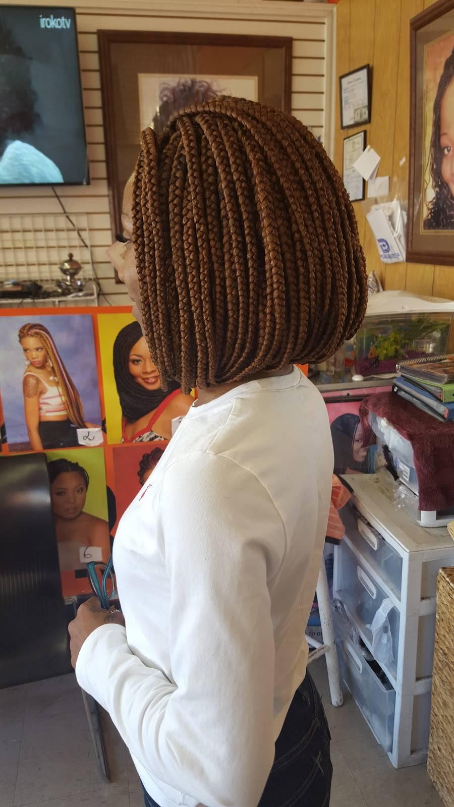 Taslim African Hair Braiding - hair care  | Photo 6 of 10 | Address: 4515 Village Fair Dr, Dallas, TX 75224, USA | Phone: (214) 371-2002