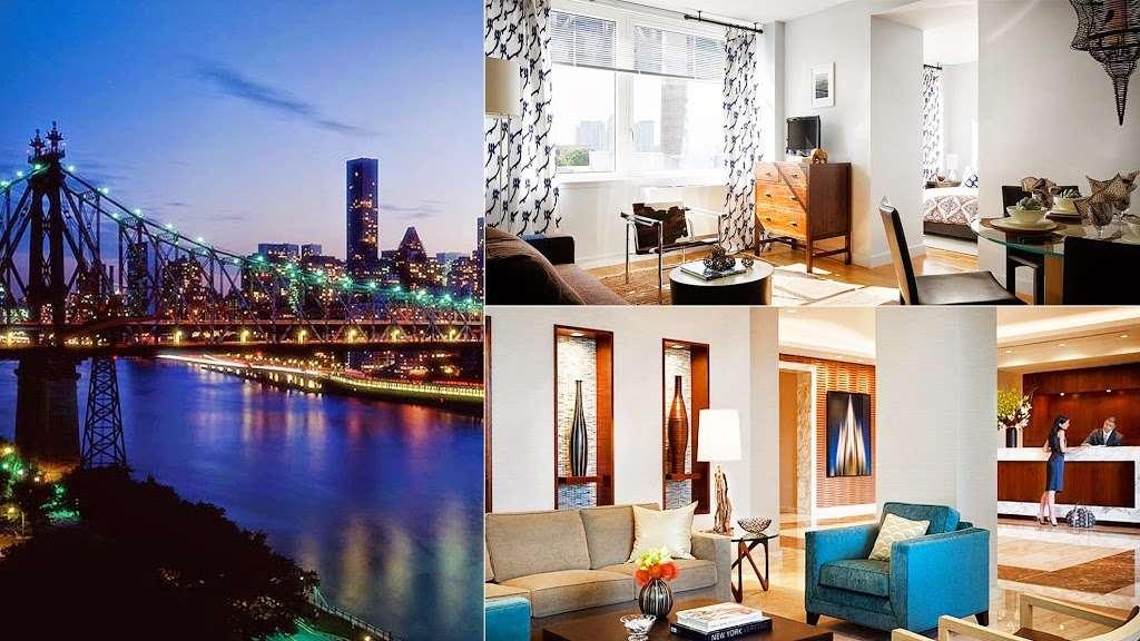 Riverwalk Crossing Luxury Apartments - real estate agency  | Photo 1 of 10 | Address: 405 Main St, New York, NY 10044, USA | Phone: (646) 992-4143