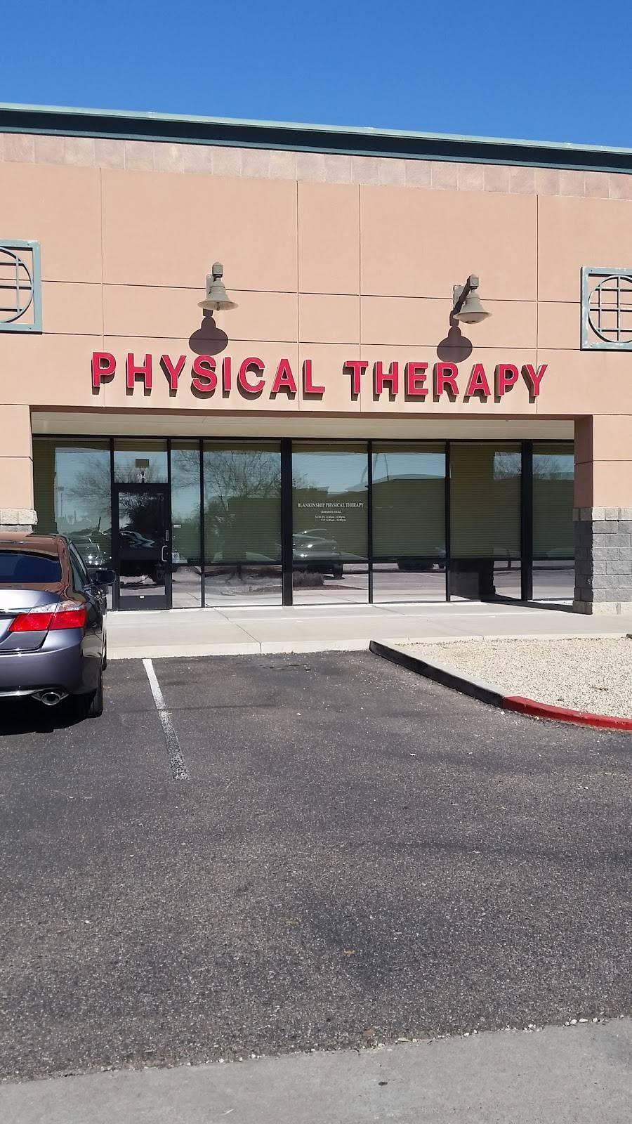Blankinship Physical Therapy - physiotherapist  | Photo 2 of 9 | Address: 1534 E Ray Rd #104, Gilbert, AZ 85296, USA | Phone: (480) 855-5542