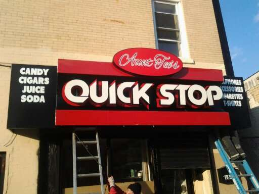eNY Signs - store  | Photo 2 of 10 | Address: 2775 Atlantic Ave, Brooklyn, NY 11207, USA | Phone: (347) 221-1695