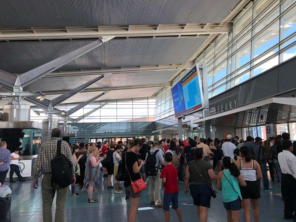 Staten Island Ferry Terminal - St. George Terminal - bakery  | Photo 5 of 8 | Address: 9 Ferry Terminal Drive, St. George Terminal, Staten Island, NY 10301, USA | Phone: (718) 727-2197