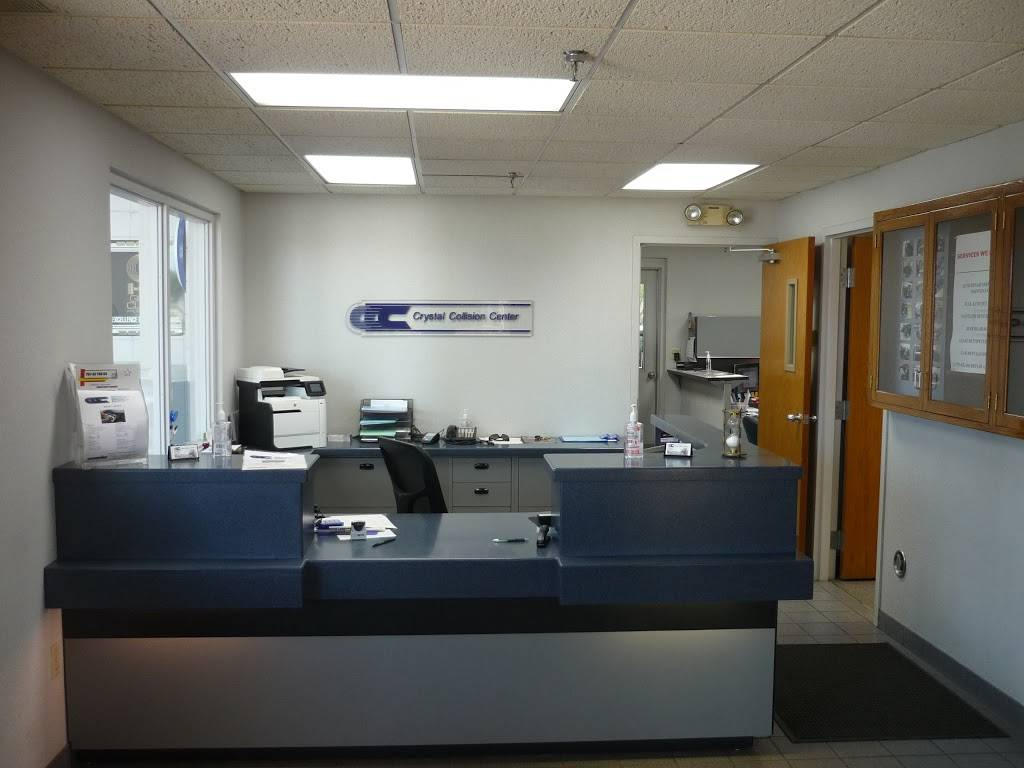 Crystal Collision Center and Carwash - car wash  | Photo 4 of 9 | Address: 5108 W Broadway Ave, Crystal, MN 55429, USA | Phone: (763) 533-0412