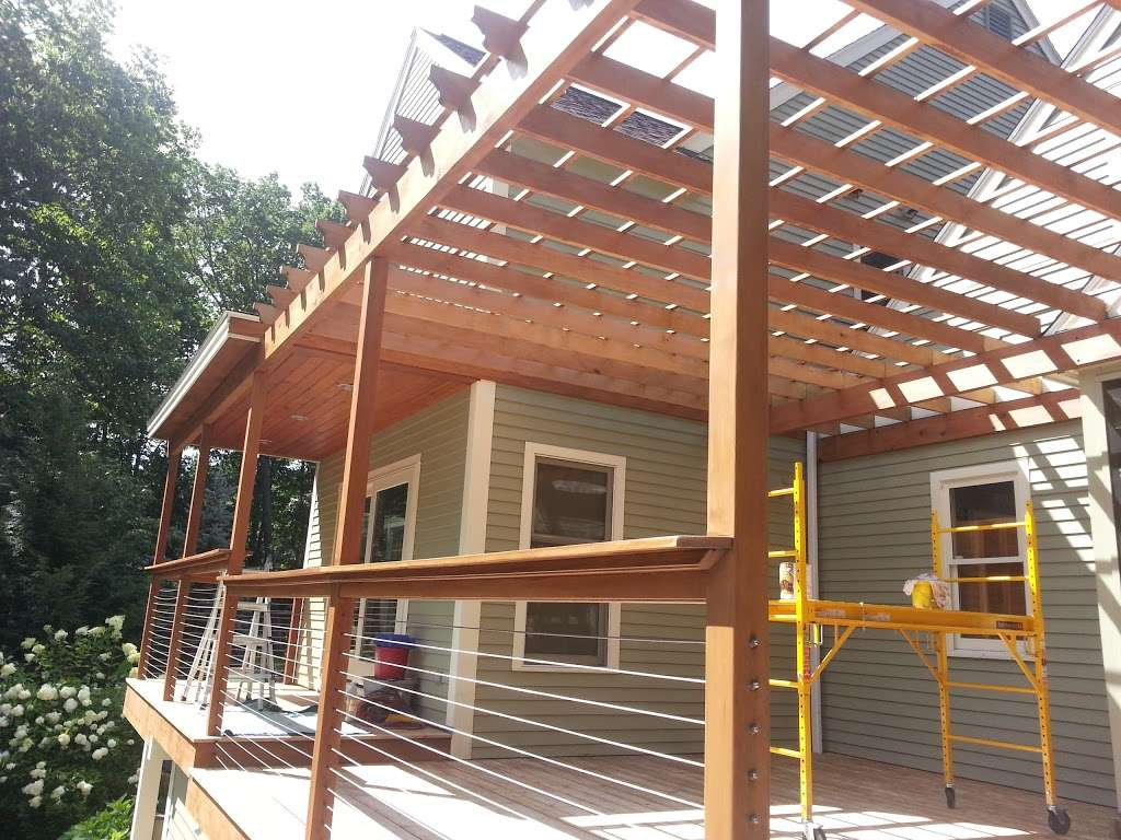 Hunsicker Premier Home Services - painter    Photo 8 of 10   Address: 5 Woodland Dr, Merrimack, NH 03054, USA   Phone: (603) 345-7811