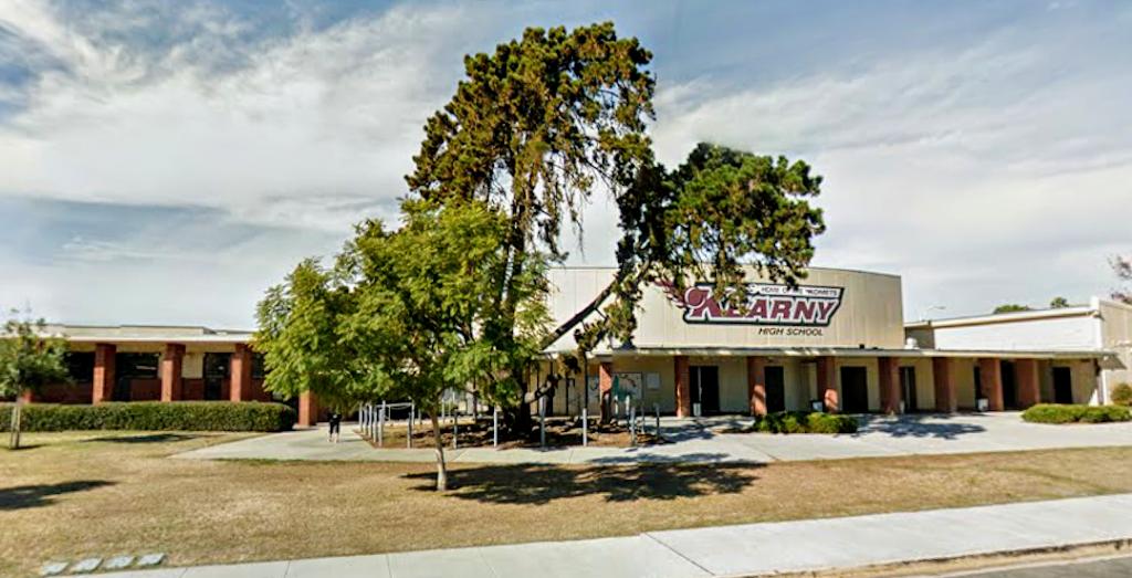 Kearny Senior High School - school  | Photo 1 of 5 | Address: 1954 Komet Way, San Diego, CA 92111, USA | Phone: (858) 496-8370