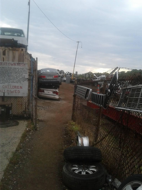 Jack's Used Auto Parts - car repair  | Photo 6 of 8 | Address: 4500 Kellogg Ave, Cincinnati, OH 45226, USA | Phone: (513) 321-7775