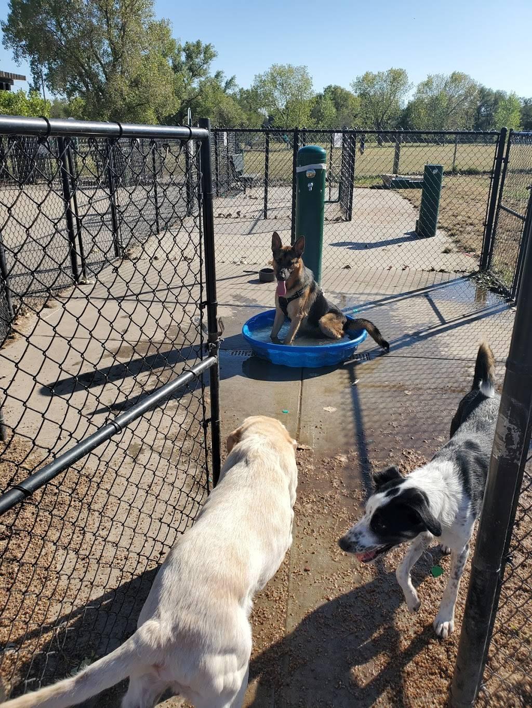 Meridian Dog Park - park  | Photo 2 of 9 | Address: 2127 N Meridian Ave, Wichita, KS 67203, USA | Phone: (316) 268-4361