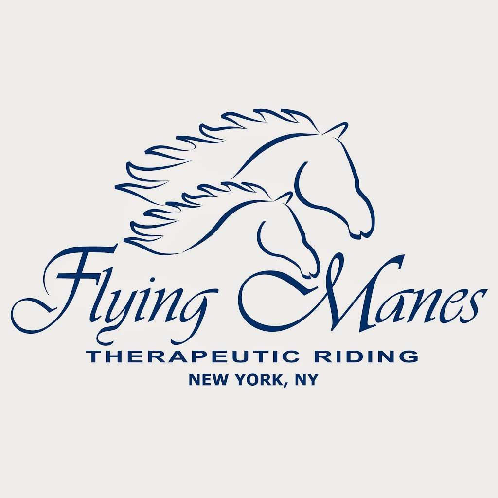 Flying Manes Therapeutic Riding, Inc. - travel agency  | Photo 2 of 3 | Address: Riverdale Stables, W 254th St & Broadway, Bronx, NY 10471, USA | Phone: (917) 524-6648