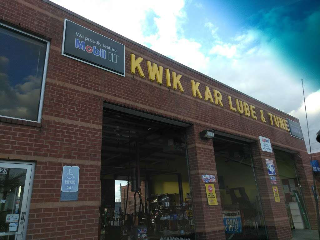 Kwik Kar Lube & Tune - car repair    Photo 5 of 10   Address: 12521 Kuykendahl Rd, Houston, TX 77090, USA   Phone: (281) 872-8884