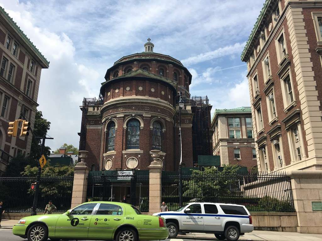 St. Pauls Chapel - church  | Photo 6 of 10 | Address: 1160 Amsterdam Ave, New York, NY 10027, USA | Phone: (212) 854-1487