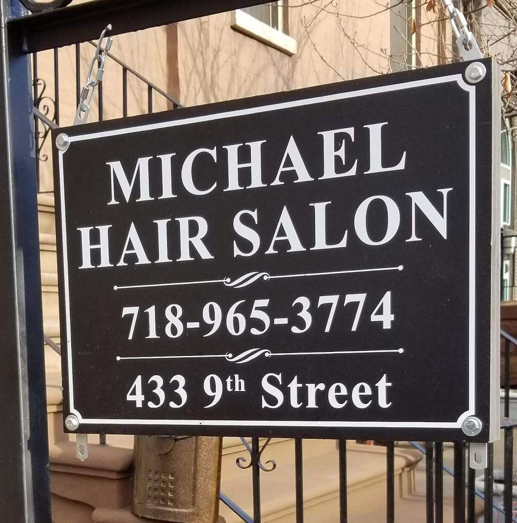 Michael Hair Salon - hair care  | Photo 8 of 10 | Address: 433 9th St, Brooklyn, NY 11215, USA | Phone: (718) 965-3774