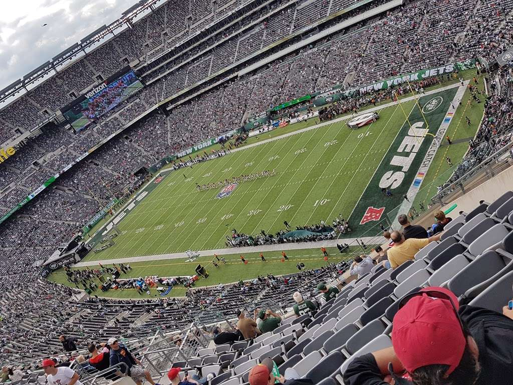 Giants Stadium - stadium  | Photo 3 of 10 | Address: 50 NJ-120, East Rutherford, NJ 07073, USA