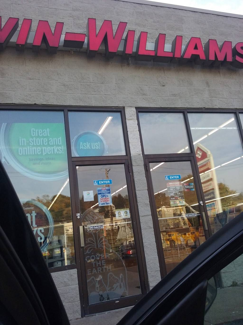 Sherwin-Williams Paint Store - home goods store  | Photo 4 of 4 | Address: 3603 Library Rd, Pittsburgh, PA 15234, USA | Phone: (412) 885-1050
