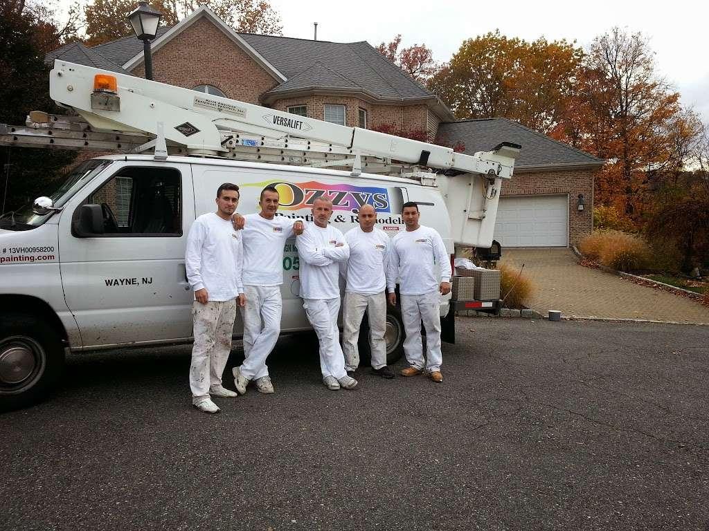 Ozzys Painting - painter  | Photo 1 of 6 | Address: 16 Moro Terrace, Wayne, NJ 07470, USA | Phone: (973) 305-6868