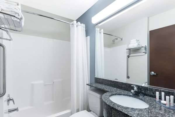 Microtel Inn & Suites by Wyndham Baton Rouge Airport - lodging    Photo 4 of 10   Address: 3444 Harding Blvd, Baton Rouge, LA 70807, USA   Phone: (225) 356-9191