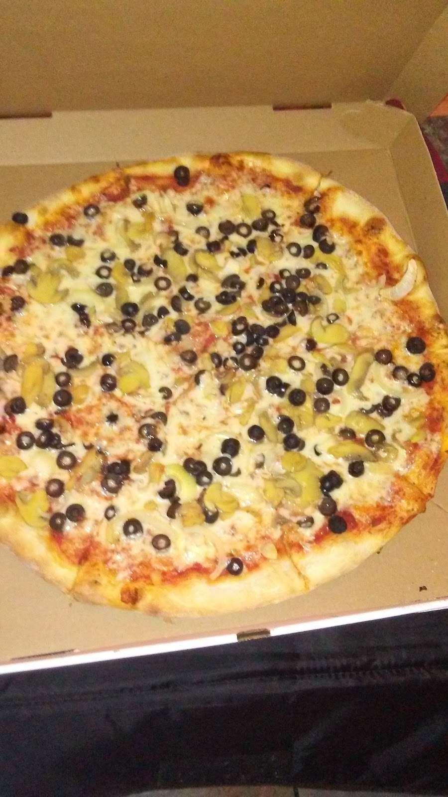 Salerno Pizza - meal delivery  | Photo 7 of 10 | Address: 364 Summit Ave, Jersey City, NJ 07306, USA | Phone: (201) 918-2345