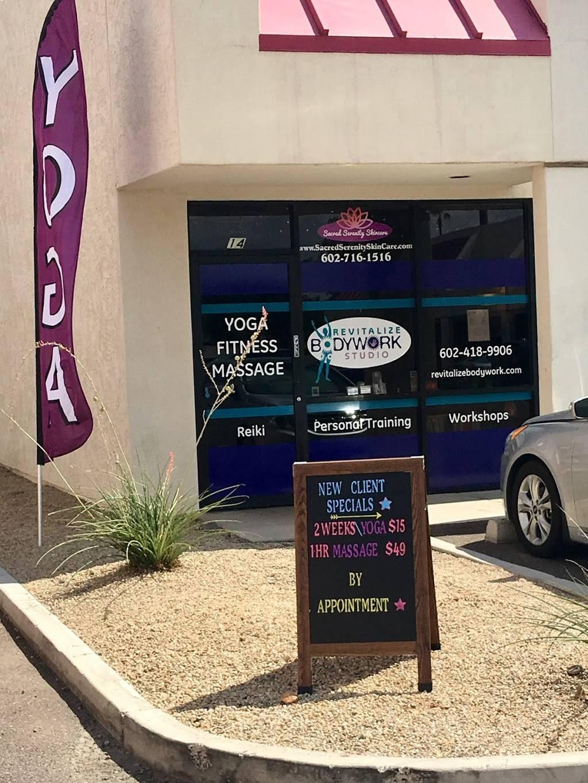 Revitalize Bodywork Studio - spa  | Photo 7 of 8 | Address: 18440 N 7th St UNIT 8, Phoenix, AZ 85022, USA | Phone: (602) 283-5536