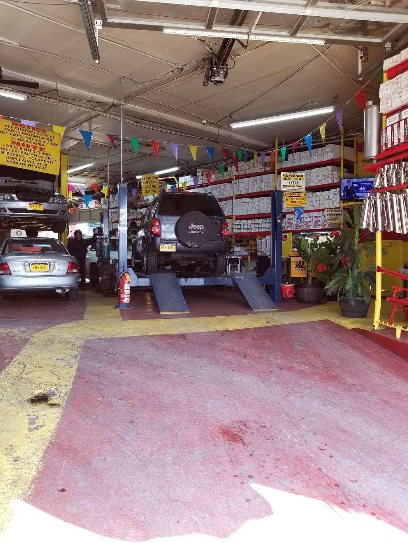 Bronx Discount Muffler Center - car repair  | Photo 1 of 10 | Address: 501 Bruckner Blvd, Bronx, NY 10455, USA | Phone: (718) 402-4422