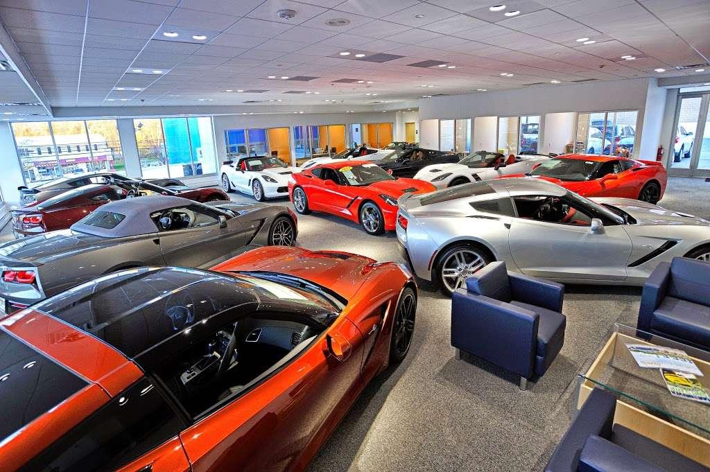Paramus Chevrolet - car repair  | Photo 4 of 10 | Address: 194 NJ-17, Paramus, NJ 07652, USA | Phone: (844) 678-4815
