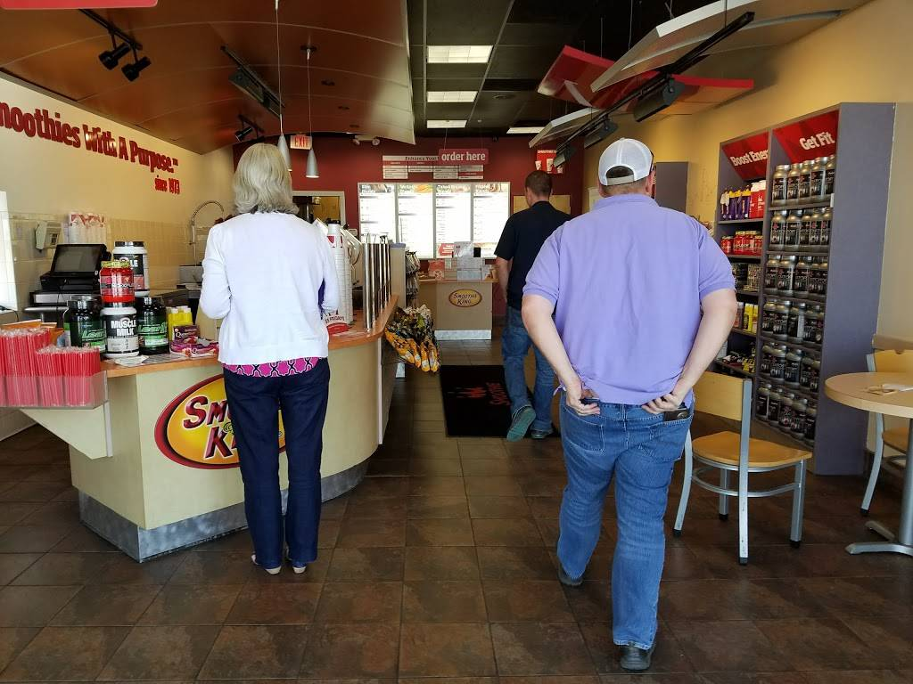 Smoothie King - meal delivery  | Photo 3 of 9 | Address: 3225 La Hwy 1 S, Port Allen, LA 70767, USA | Phone: (225) 448-3257
