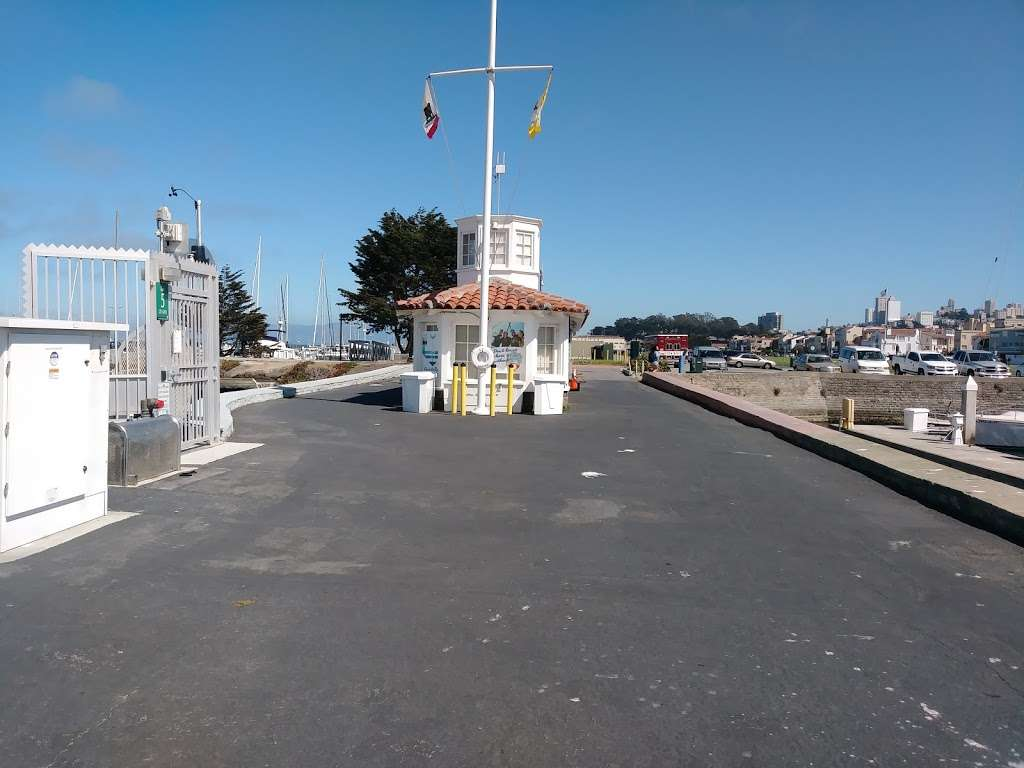 Harbor Masters Office - museum  | Photo 2 of 5 | Address: 3950 Scott St, San Francisco, CA 94123, USA | Phone: (415) 831-6322