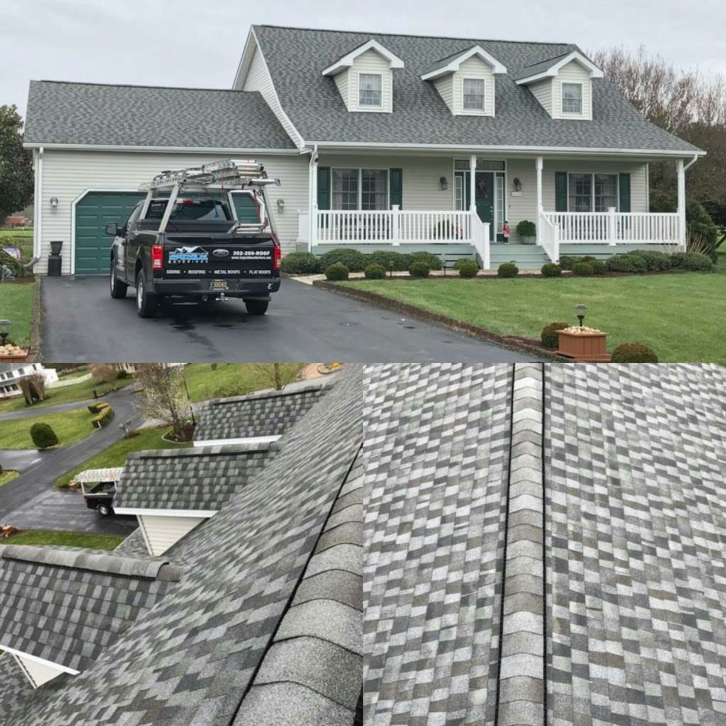 Bayside Exteriors - roofing contractor  | Photo 4 of 8 | Address: 108 Moss Hill Ln, Salisbury, MD 21804, USA | Phone: (410) 831-3938