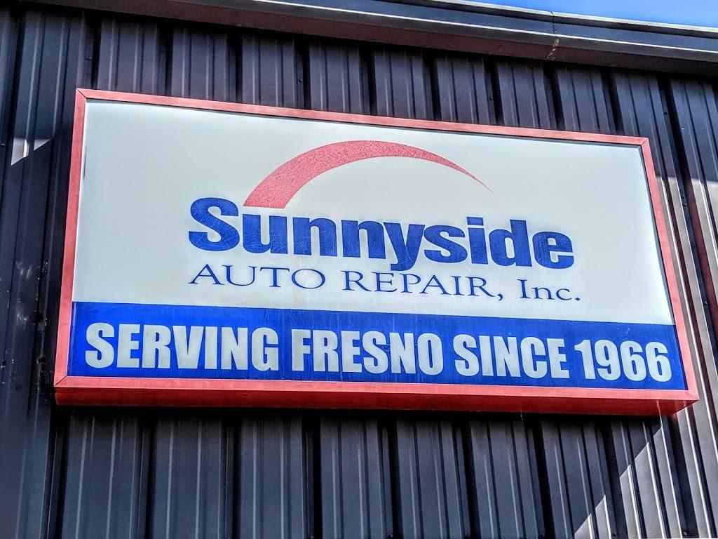 Sunnyside Auto Repair Inc. - car repair    Photo 4 of 7   Address: 5977 E Clinton Ave, Fresno, CA 93727, USA   Phone: (559) 292-1986